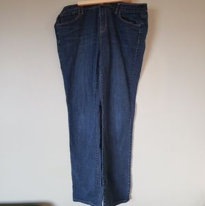 CLEARANCE!! Mossimo curvy bootcut 16R jeans